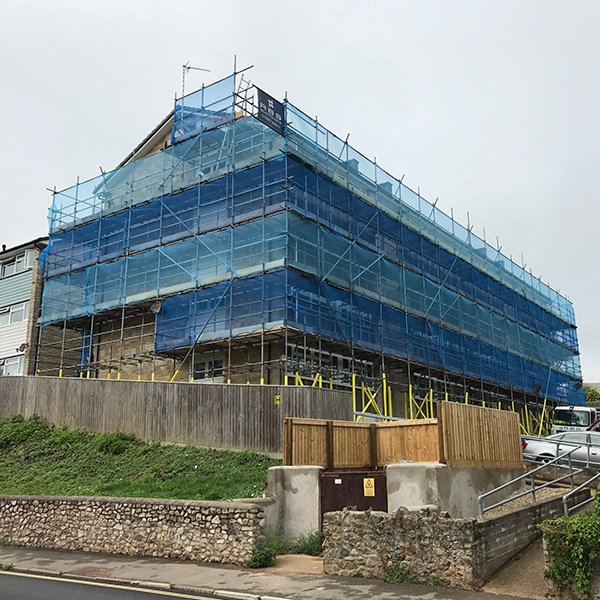 Commercial Scaffolding Services