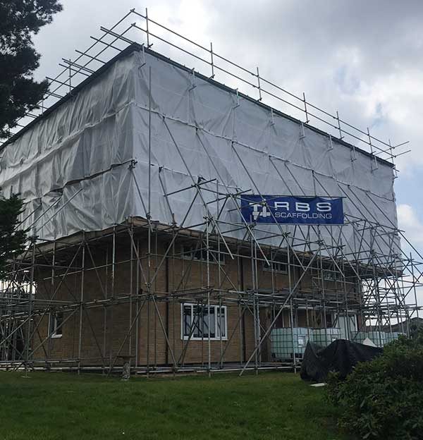 Specialist scaffolding devon