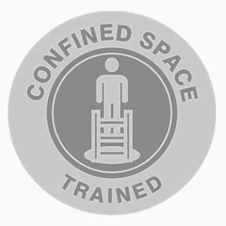 Confined safety training
